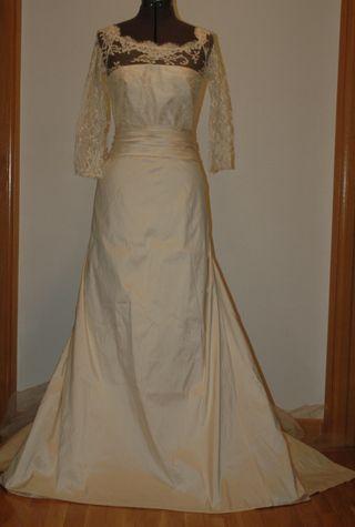 vestido de novia de segunda mano en ciudad real en wallapop