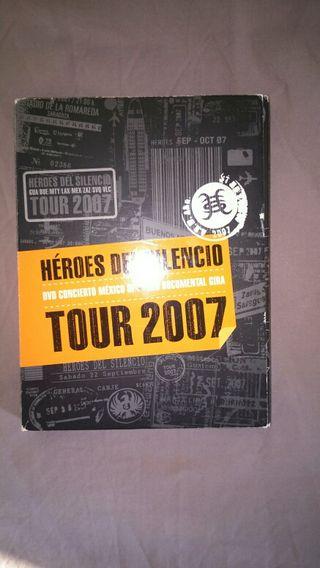 DVD Heroes del Silencio