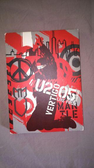 DVD U2 - Vertigo