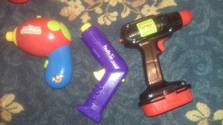 taladros de juguete