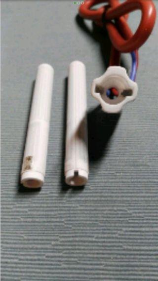 Pack de 2 resistencias Biomasa