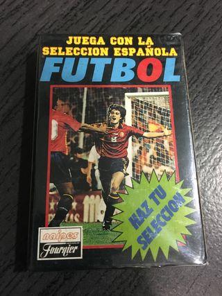 Baraja de cartas selección española futbol.yulen.