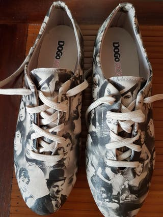 Zapatos Dogo t. 38 nuevos