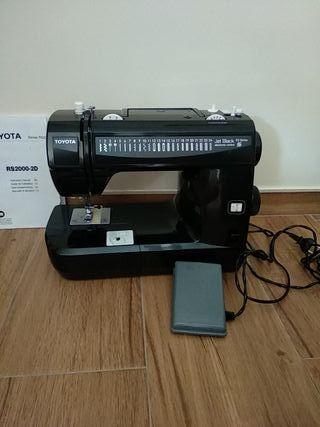 maquina de coser toyota