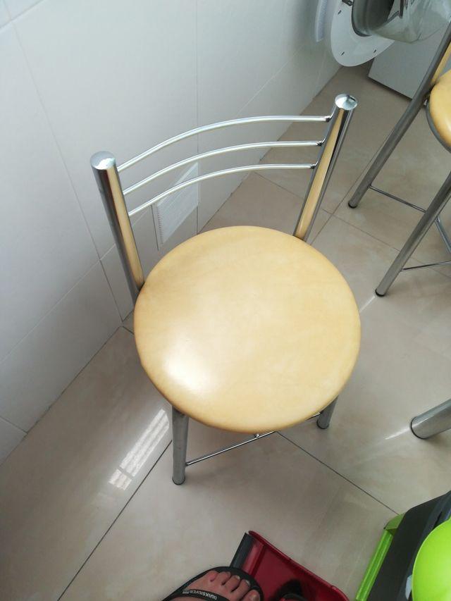 Mesa abatible cocina de segunda mano por 30 € en Sant Feliu de ...