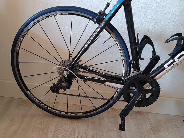 Bicicleta carretera Focus Izalco Ultegra