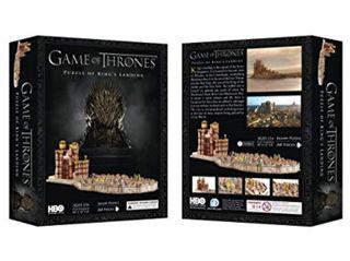 Juego de Tronos, Puzzle 3D Desembarco del rey