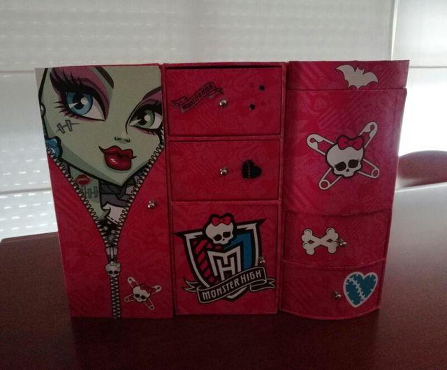 Cife Monster High - Taquilla