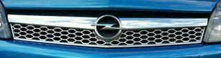 rejilla superior (calandra) Opel Astra H OPC