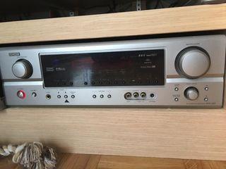 Amplificador 7.1 Denon AVR-1507