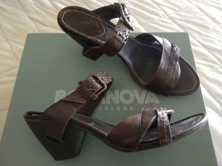 Sandalias fabricadas en España