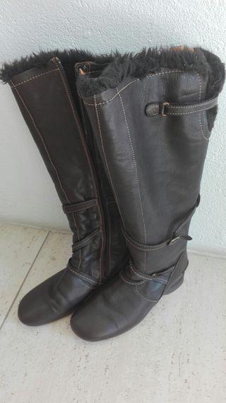 botas mujer hispanitas número 37