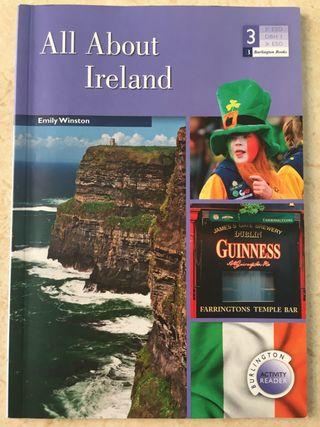 Libro de inglés (All About Ireland)