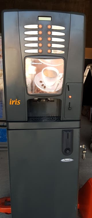 maquina vending de cafe