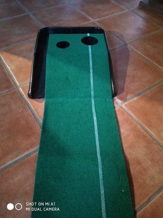 Alfombra putting golf