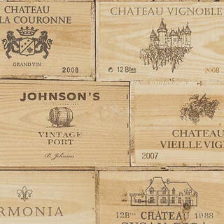 Cajas de vino