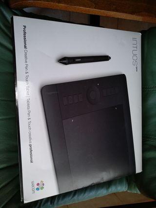 tableta digitalizadora WACOM INTUOS PRO M.
