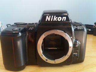 Camara de fotos Nikon F-601