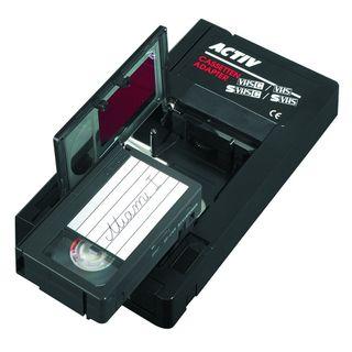 Paso cintas VHS-C a Dvd o pen drive
