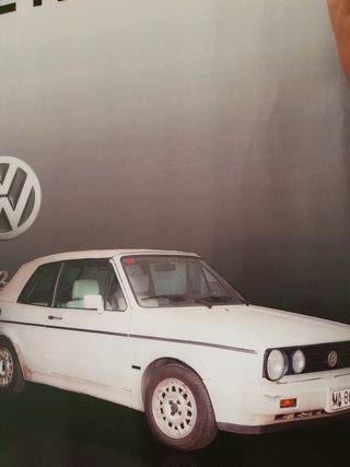 Volkswagen Golf Cabrio 1990