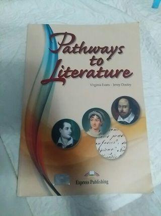 "Libro ""Pathways to Literature"".Express Publishing."