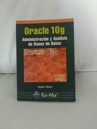 Oracle 10g, Administracion y Analisis Base Datos