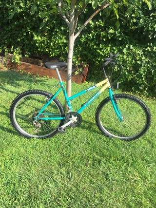 """Bicicleta de montaña rueda 24"""""""