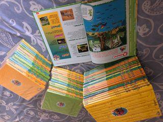Planeta Hoobs colección para niños de 6 a 12 años