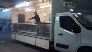 Camión food truck
