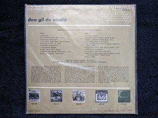 "Disco de vinilo NUEVO ""Don Gil de Alcalá"""