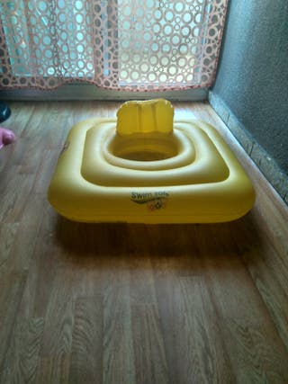 flotador inflable