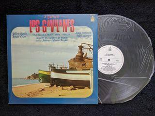 """Disco de vinilo """"Los Gavilanes"""""""