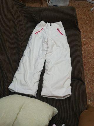 pantalones de nieve decathlon