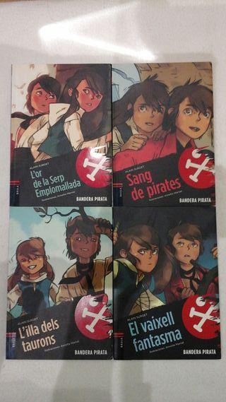 Libres en català/ Libros en catalán