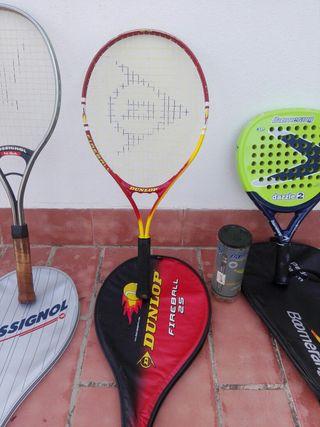 raquetas