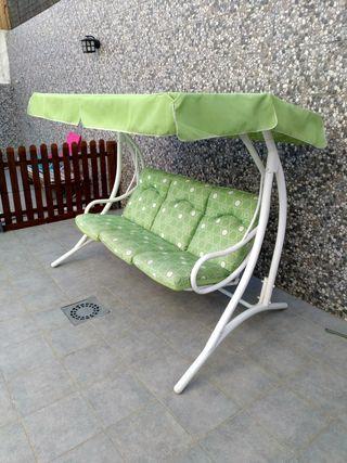 balancin jardín