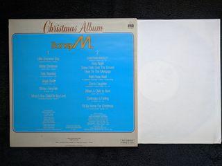 """Disco de vinilo """"Boney M. Chistmas Album"""""""