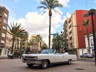 Cadillac eldorado 1964