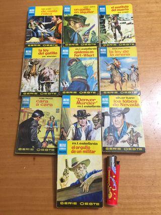 Mini libros- Bruguera