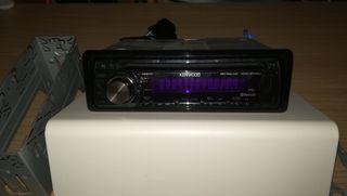 Radiocasete KENWOOD KDC-BT41U
