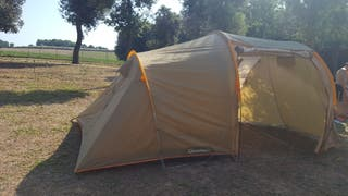 tenda d'acampar