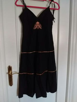 Vestido lino t. 36