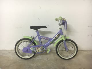Bicicleta de niño/niña