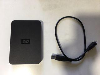 Disco duro WD 500 USB: 3.0