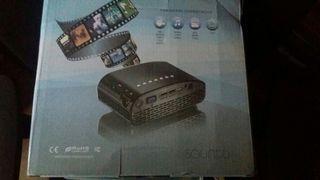 Proyector Mini Sound Nuevo full HD