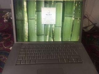 """Ordenador MacBook Pro 15"""""""
