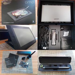 Tableta: Wacom Cintiq 13 HD Creative Pen Display