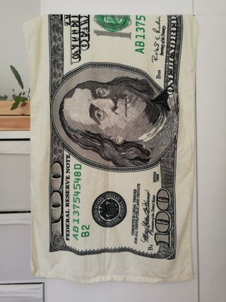Beach towel Dollars