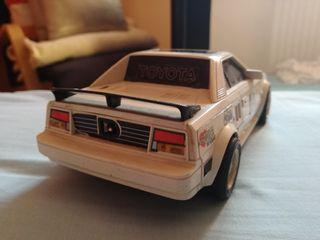 coche radio control toyota mr2