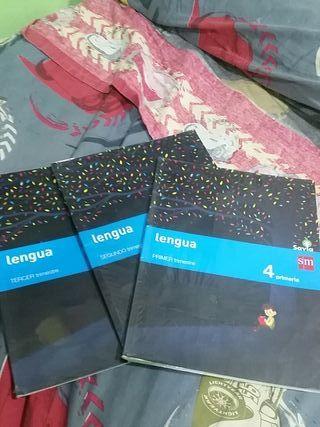 libros de lengua 4° primaria